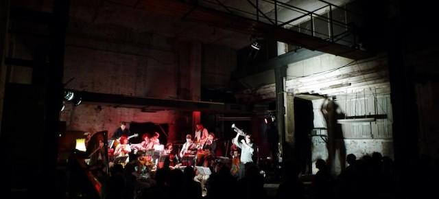 Random Access Memory & Andromeda Mega Express Orchestra & FLOCKS & SHOALS